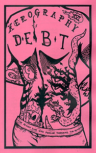 XEROGRAPHY DEBT #16 COVER